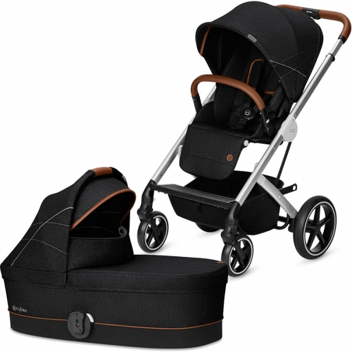 CYBEX Balios S   Denim Edition Lavastone Black 2in1  Rati