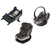 BeSafe iZi Modular i-Size Autokrēsliņu Komplekts
